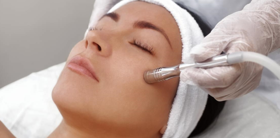spa microdermabrasion